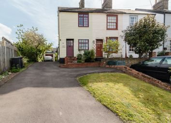 Thumbnail 2 bed cottage for sale in High Wych Road, Sawbridgeworth, Hertfordshire