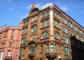 Thumbnail 1 bed flat to rent in Langley Building, Manchester