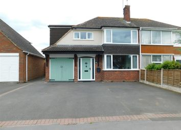 Thumbnail 4 bed semi-detached house to rent in Windermere Way, Stourport-On-Severn