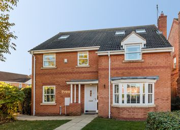 Thumbnail 5 bedroom detached house for sale in Ferndale, Peterborough, Cambridgeshire