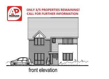 Thumbnail 4 bed detached house for sale in Plot 4, Perryfields Road, Bromsgrove