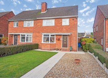 Thumbnail 3 bed semi-detached house for sale in Bridgnorth Road, Himley
