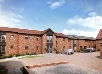 Thumbnail 2 bed flat for sale in Martell Drive, Kempston, Bedford