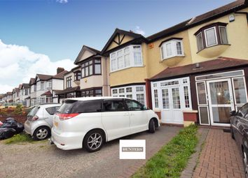 Thumbnail 3 bed terraced house for sale in Eastern Avenue, Ilford