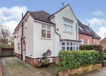 Thumbnail 4 bed detached house for sale in Worley Road, St.Albans