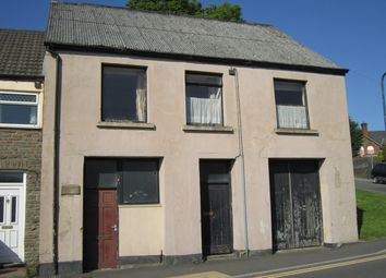 Thumbnail 4 bed semi-detached house for sale in Bristol Terrace, Bargoed