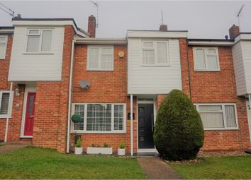 Thumbnail 3 bed terraced house for sale in Jerounds, Harlow