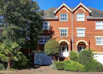 Thumbnail 4 bed semi-detached house to rent in The Riverside, Graburn Way, East Molesey