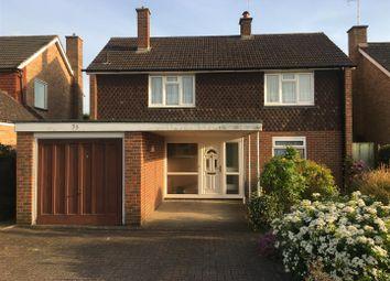Thumbnail 4 bed property for sale in Cavendish Drive, Claygate, Esher