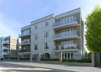 Thumbnail 2 bed flat for sale in The White House II, Sparrows Herne, Bushey, Hertfordshire