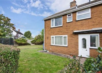 Thumbnail 3 bed semi-detached house for sale in Alandale Avenue, Armitage, Rugeley
