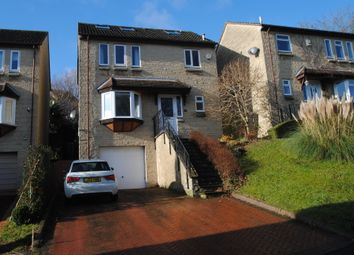 Thumbnail 4 bed detached house for sale in Langdon Road, Southdown, Bath
