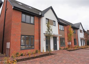 Thumbnail 3 bed semi-detached house for sale in Newhall Road, Chester