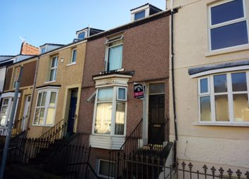 Thumbnail 1 bed flat to rent in St Helens Avenue, Brynmill, Swansea
