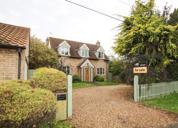 Thumbnail 4 bed detached house for sale in Hythe Lane, Burwell