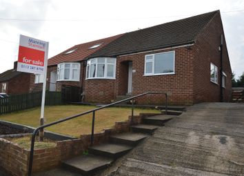 Thumbnail 3 bed semi-detached bungalow for sale in Kingsway, Garforth, Leeds, West Yorkshire