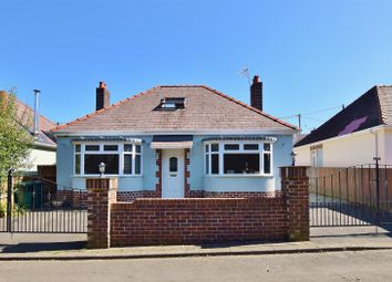 Thumbnail 3 bed detached bungalow for sale in Priory Hill, Cromwell Road, Hubberston, Milford Haven