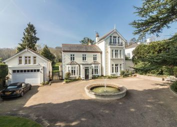 Thumbnail 6 bed detached house for sale in Piercing Hill, Theydon Bois, Epping
