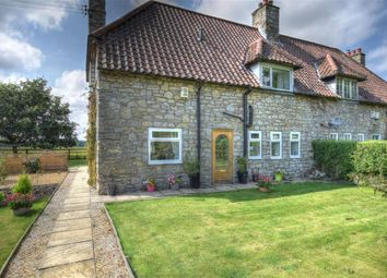 Thumbnail 3 bed semi-detached house for sale in The Cottages, Cartoft, Kirkbymoorside, York