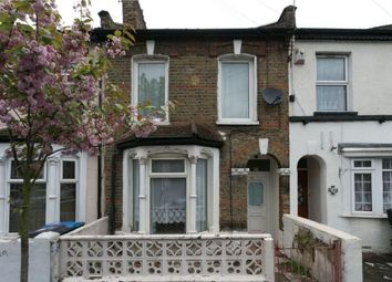 Thumbnail 3 bed terraced house for sale in Stewart Road, Stratford