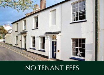Thumbnail 5 bed terraced house to rent in Church Road, Lympstone, Exmouth