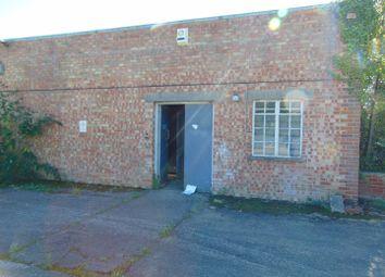 Thumbnail Warehouse to let in Warehouse B, Richmond House, Sproughton