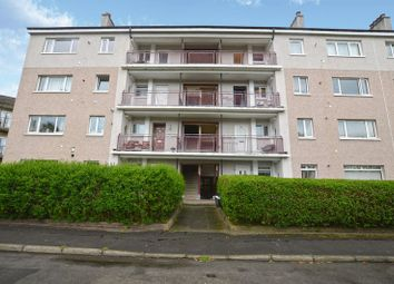 Thumbnail 2 bed flat for sale in Bonnyrigg Drive, Glasgow