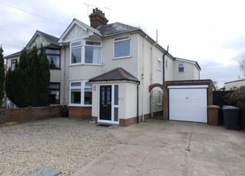 Thumbnail 5 bedroom semi-detached house for sale in Colchester Road, Ipswich, Suffolk