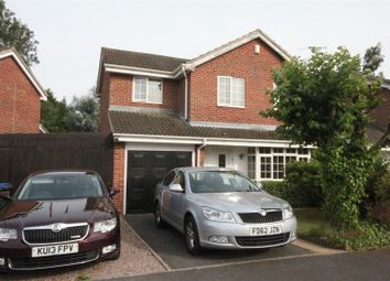 Thumbnail 4 bedroom detached house for sale in Peckleton Green, Barwell, Leicester