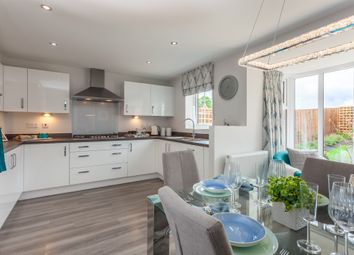 Thumbnail 4 bed detached house for sale in Cedar Walk, Offenham, Evesham
