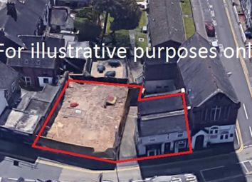 Thumbnail Land for sale in The Courtyard, Millrise Road, Milton, Stoke-On-Trent