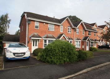 Thumbnail 3 bed property to rent in Foxendale Close, Northwich
