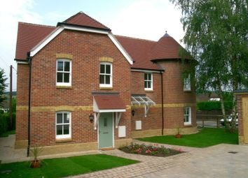 Thumbnail 2 bed semi-detached house for sale in Tree Cottages, Reading Road, Lower Basildon, Reading