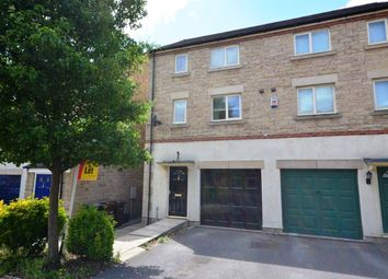 Thumbnail 3 bed town house to rent in Hayfield Way, Ackworth, Pontefract