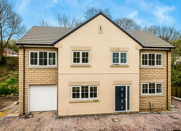 Thumbnail 5 bed detached house for sale in Godley Brook Lane, Hyde