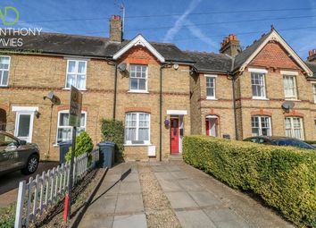 Thumbnail 3 bed end terrace house to rent in Duncombe Road, Hertford