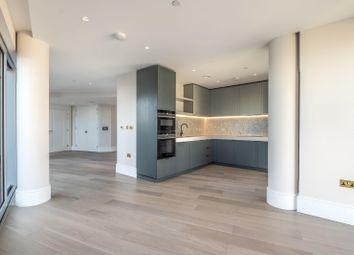 Thumbnail 3 bed flat to rent in No.3, Upper Riverside, Cutter Lane, Greenwich Peninsula