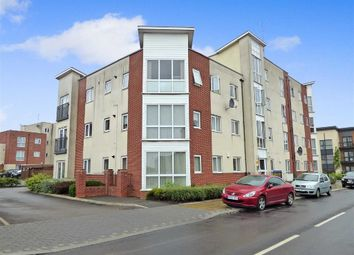 Thumbnail 1 bed flat for sale in Ambassador Road, Hanley, Stoke-On-Trent