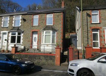 Thumbnail 2 bed end terrace house to rent in North Road, Newbridge, Newport