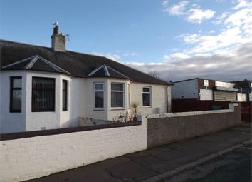 Thumbnail 2 bed semi-detached house for sale in Lawson Street, Ayr