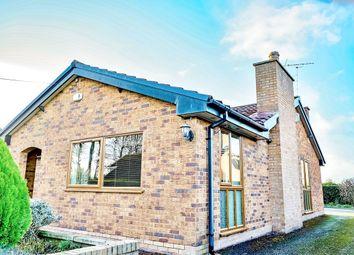 Thumbnail 3 bedroom bungalow for sale in Rosemary Lane, Burton, Rossett, Wrexham