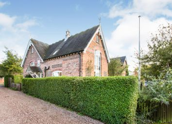 Thumbnail 3 bed semi-detached house to rent in School Lane, Marbury, Whitchurch
