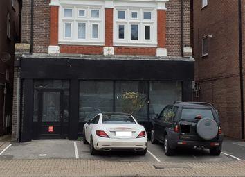 Thumbnail Retail premises for sale in 416-418 Lymington Road, Highcliffe, Christchurch, Dorset