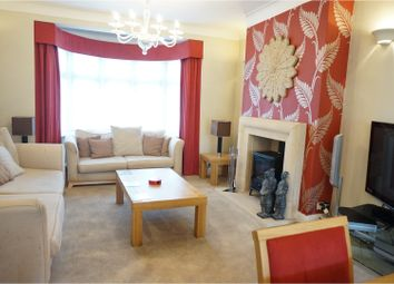 Thumbnail 3 bed semi-detached house for sale in Eastern Avenue, Ilford