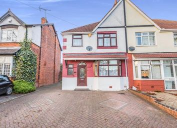 Thumbnail 3 bed semi-detached house for sale in Gibbins Road, Birmingham, West Midlands