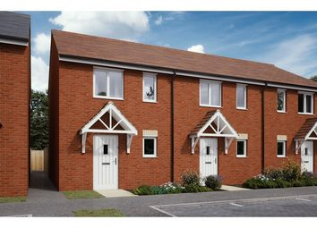 Thumbnail 2 bed terraced house for sale in Plots 153, 154, 160 & 161 Hele Park, Bugle Place, Newton Abbot, Devon