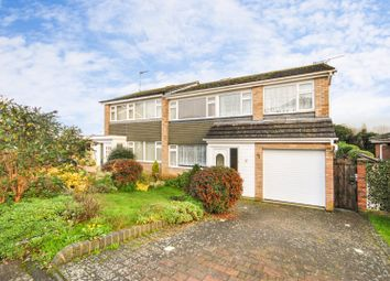 Thumbnail 4 bed semi-detached house for sale in Parkway, Sawbridgeworth, Hertfordshire
