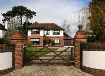 Thumbnail 3 bed detached house for sale in Westgate, Chichester, West Sussex