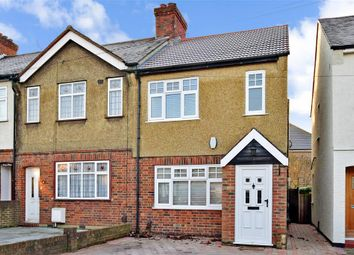 Thumbnail 2 bed semi-detached house for sale in Frederick Road, Sutton, Surrey
