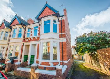 Thumbnail 3 bedroom end terrace house for sale in Amesbury Road, Penylan, Cardiff